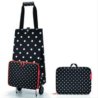 Сумка на колесиках Foldabletrolley mixed dots, Reisenthel